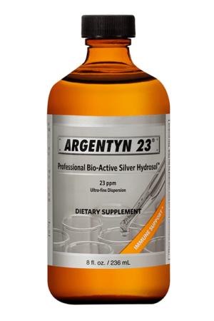 Argentyn Bio-Active Silver Hydrosol Twist Top 8 oz